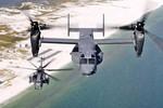 Mỹ có thể triển khai máy bay vận tải CV-22 Osprey ở cả căn cứ Yokota
