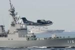 Chuyển đổi quân sự Nhật Bản: Bước cuối cùng là sửa Hiến pháp