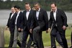 Manh nha về mối quan hệ đồng minh mới giữa 3 cường quốc Mỹ-Anh-Nhật