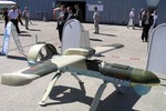 Nga đã bị Trung Quốc vượt mặt về lĩnh vực máy bay không người lái?