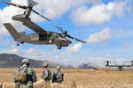 Lục quân Mỹ muốn phát triển máy bay trực thăng tàng hình siêu thanh