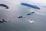 """Nhật Bản quyết """"phân cao thấp"""" với Trung Quốc"""