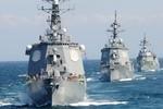 Nhật Bản tăng cường xe tăng đại pháo, tàu chiến cho hướng đảo Senkaku