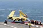 J-15 Trung Quốc chính thức sản xuất hàng loạt, biên chế cho quân đội?