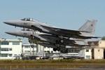 Nhật Bản tăng cường 20 máy bay F-15 cho Okinawa đối phó Trung Quốc