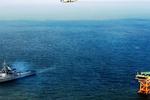 Hàn Quốc xây căn cứ khảo sát khoa học trên đá ngầm Leodo