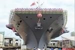 """Nhật Bản sẽ cải tạo tàu sân bay Izumo thành tàu chỉ huy """"ba quân"""""""