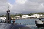 Mỹ triển khai tàu ngầm hạt nhân ở Guam đe dọa tàu sân bay Trung Quốc