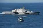 Mỹ tăng cường triển khai vũ khí tiên tiến áp sát Trung Quốc