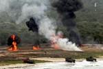 Quân Mỹ -Thái Thái Lan tập trận để phát đi tín hiệu với Trung Quốc?