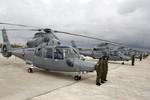 Trung Quốc trở thành nước xuất khẩu vũ khí lớn thứ tư thế giới