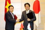 """""""Nhật Bản sẽ xuất khẩu vũ khí cho Việt Nam"""""""