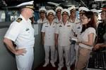 Báo Trung Quốc: Mỹ-Việt đều kín tiếng về các hoạt động hợp tác quân sự