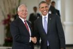 Thấy gì qua việc Mỹ - Malaysia lập quan hệ đối tác hợp tác toàn diện?