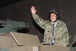 Thủ tướng Nhật sẽ điều quân nếu có vũ trang đổ bộ lên đảo Senkaku