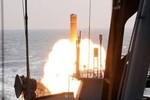 Tàu khu trục nội địa Ấn Độ bắn thành công tên lửa chống hạm BrahMmos
