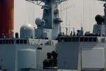 Trung Quốc dùng radar ngắm bắn tàu chiến, máy bay tuần tra Nhật Bản