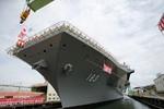 Báo Mỹ: Trung Quốc ép Nhật Bản chế tạo tàu sân bay