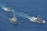 Nhật Bản muốn quy định rõ quân Mỹ can thiệp đảo Senkaku