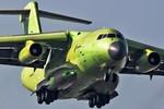 Máy bay vận tải Y-20 Trung Quốc lạc hậu so với A400M châu Âu