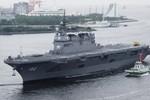Lực lượng Phòng vệ Biển Nhật Bản tăng cường ảnh hưởng ở nước ngoài