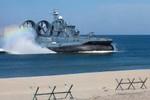 Nga đưa tàu Zubr tập trận ở biển Baltic đối phó tình hình Ukraine?