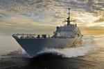 Tàu tuần duyên USS Fort Worth Mỹ sẽ đến Hàn Quốc để tiếp thị?