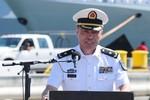 TQ: Thiếu tướng Thẩm Kim Long làm Phó Tư lệnh Hạm đội Nam Hải