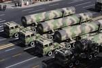 Trung Quốc lần đầu tiên bắn tên lửa đạn đạo mới DF-31B?