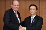 Australia chính thức đề nghị mua tàu ngầm Nhật Bản