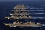 Hải quân Trung Quốc sẽ thảm bại nếu xảy ra chiến tranh biển với Nhật?