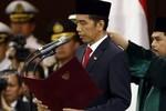 Tổng thống Indonesia muốn xây dựng cường quốc biển, tạo ảnh hưởng