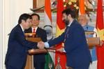 """Báo Trung Quốc: Việt-Ấn hình thành """"liên minh khu vực"""""""
