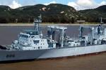 Trung Quốc tập trung chế tạo tàu tiếp tế Type 901 kiểm soát Biển Đông?