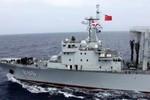 Trung Quốc lợi dụng cảng thương mại Ấn Độ Dương, tăng chế tàu tiếp tế