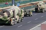 Quan chức Mỹ đề nghị tăng tên lửa tầm xa đối phó Trung Quốc