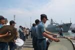 Về bài viết xuyên tạc hoạt động ngoại giao của 2 tàu Hải quân Việt Nam