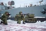 Nga đẩy nhanh phát triển người máy chiến đấu, có thể tiêu diệt tàu sân bay