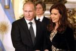 Argentina dùng lương thực đổi máy bay chiến đấu Nga vì Malvinas?
