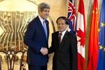 Đại sứ Mỹ tại ASEAN: Trung Quốc độc đoán trong vấn đề Biển Đông