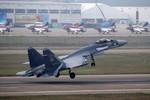 Báo Hồng Kông: Phi công lái Su-35 Trung Quốc đã đến Nga huấn luyện
