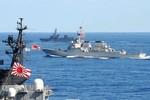 Lực lượng Phòng vệ Nhật Bản có thể can thiệp tranh chấp Biển Đông?
