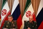 Nga-Iran ký kết thỏa thuận quân sự: Iran sẽ sở hữu tên lửa S-300