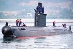 """Tàu ngầm ở Biển Đông và """"hiệu ứng bàn hình chữ nhật"""""""