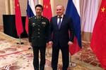 Phương tây trừng phạt thúc đẩy Nga-Trung hợp tác trực thăng