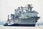 Trung Quốc sắp biên chế tàu tiếp tế cỡ lớn thứ 5 cho Hạm đội Bắc Hải