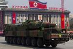 Mỹ: Tên lửa đạn đạo CHDCND Triều Tiên chưa vượt 5.500 km
