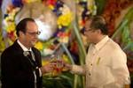 Pháp-Philippines ra tuyên bố phản đối dùng vũ lực ở Biển Đông