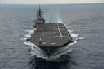 Nhật Bản tăng cường sức mạnh quân sự đối kháng Trung Quốc