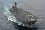 Quan hệ Trung-Nhật sẽ u ám và nguy hiểm hơn nếu Izumo là tàu sân bay